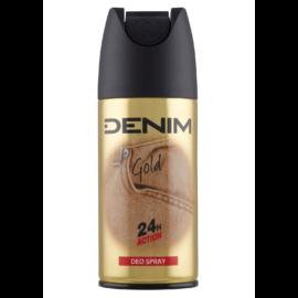 DENIM DEZODOR 150ML GOLD