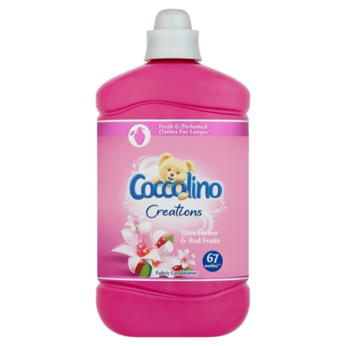COCCOLINO ÖBLÍTŐ 1,68L TIARE FLOWER&RED FRUITS