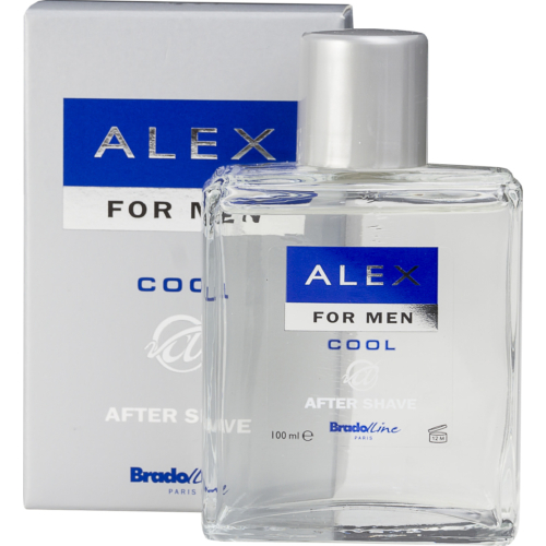 ALEX AFTER SHAVE 100ML COOL