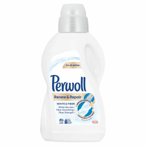 PERWOLL RENEW & REPAIR WHITE EFFECT 900ML