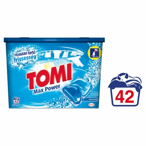 TOMI MOSÓKAPSZULA DUO CAPS 42DB (42WL) POWER WHITE