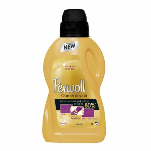 PERWOLL GOLD CARE & REPAIR 900ML