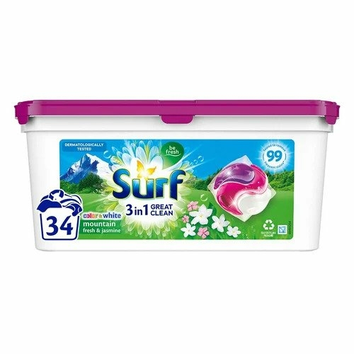 SURF TRIOKAPSZULA 34X0.92L MOUNTAIN FRESH
